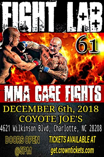 Tickets | Fight Lab MMA | CrownTICKETS